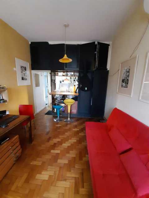 16092_G1621543830 - Kitnet/Conjugado 32m² à venda Centro, Rio de Janeiro - R$ 230.000 - CTKI00268 - 16