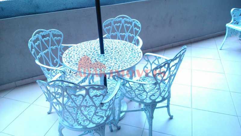 IMG-20161121-WA0080 - Kitnet/Conjugado 25m² à venda Laranjeiras, Rio de Janeiro - R$ 290.000 - LAKI10003 - 7
