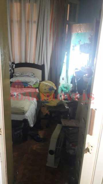 QUARTO ANG 1 - Apartamento à venda Centro, Rio de Janeiro - R$ 400.000 - CTAP00082 - 8