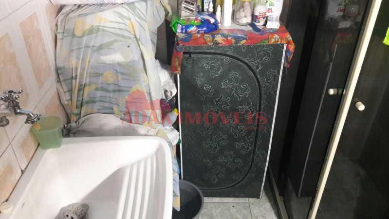 BANHEIRO ANG 3 - Apartamento à venda Centro, Rio de Janeiro - R$ 400.000 - CTAP00082 - 15