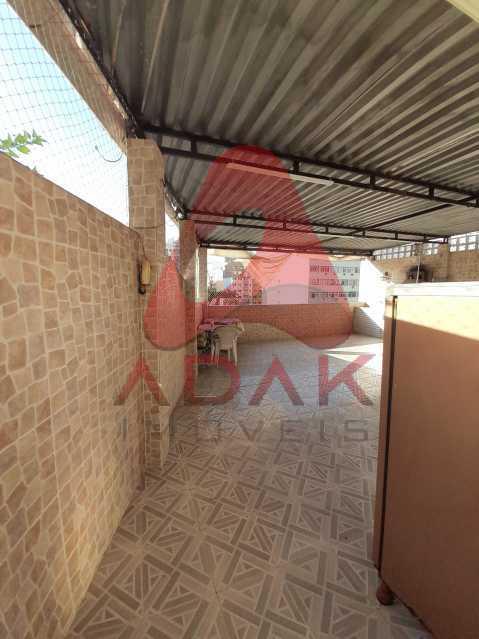 20210409_160939 - Casa de Vila 2 quartos à venda Centro, Rio de Janeiro - R$ 620.000 - CTCV20004 - 1