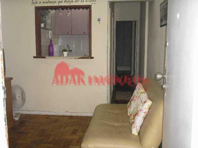 leme temporada  3 - Apartamento 1 quarto à venda Leme, Rio de Janeiro - R$ 550.000 - CPAP10220 - 1