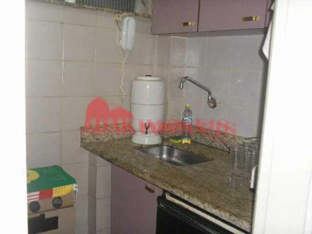 leme temporada  7 - Apartamento 1 quarto à venda Leme, Rio de Janeiro - R$ 550.000 - CPAP10220 - 9