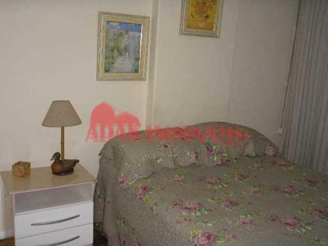 leme temporada  9 - Apartamento 1 quarto à venda Leme, Rio de Janeiro - R$ 550.000 - CPAP10220 - 4