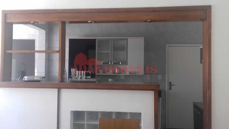 20170411_144509 - Apartamento 3 quartos à venda Cosme Velho, Rio de Janeiro - R$ 990.000 - LAAP30128 - 1