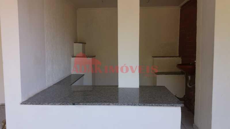 20170603_115844 - Casa 4 quartos à venda Glória, Rio de Janeiro - R$ 1.080.000 - LACA40003 - 22