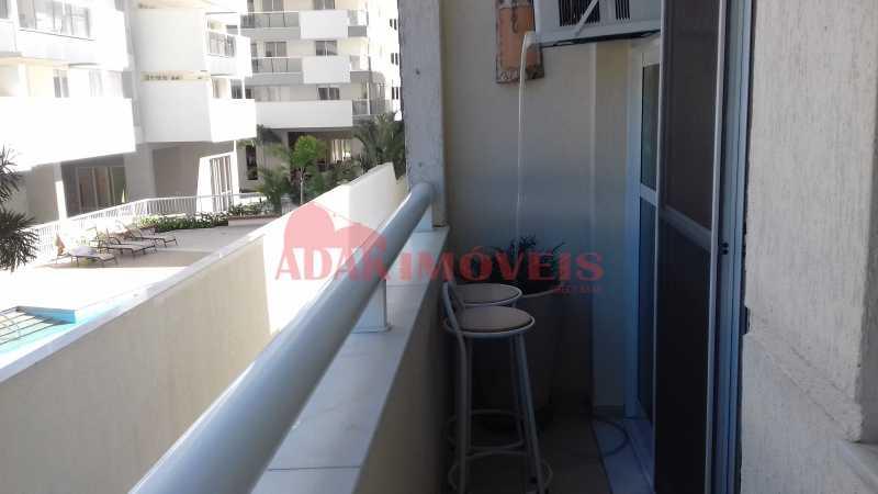 20170826_101754 - Apartamento 2 quartos à venda Botafogo, Rio de Janeiro - R$ 1.180.000 - CPAP20591 - 5