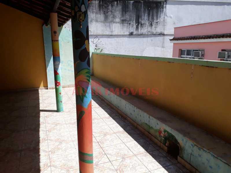 89e0037b-2dd1-4e8e-9557-cb8220 - Casa de Vila 4 quartos à venda Glória, Rio de Janeiro - R$ 1.680.000 - LACV40006 - 3