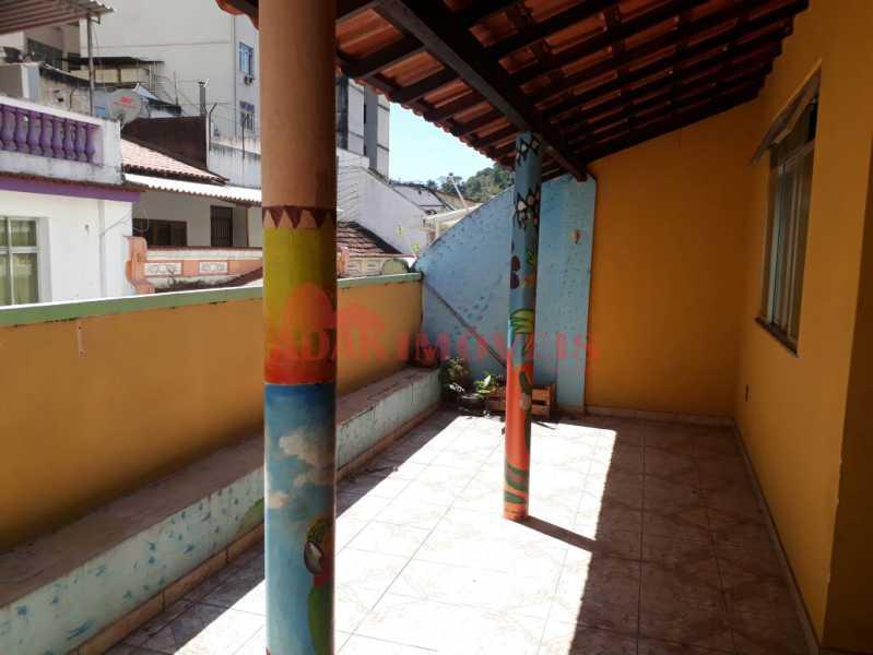 WhatsApp Image 2017-09-11 at 1 - Casa de Vila 4 quartos à venda Glória, Rio de Janeiro - R$ 1.680.000 - LACV40006 - 1