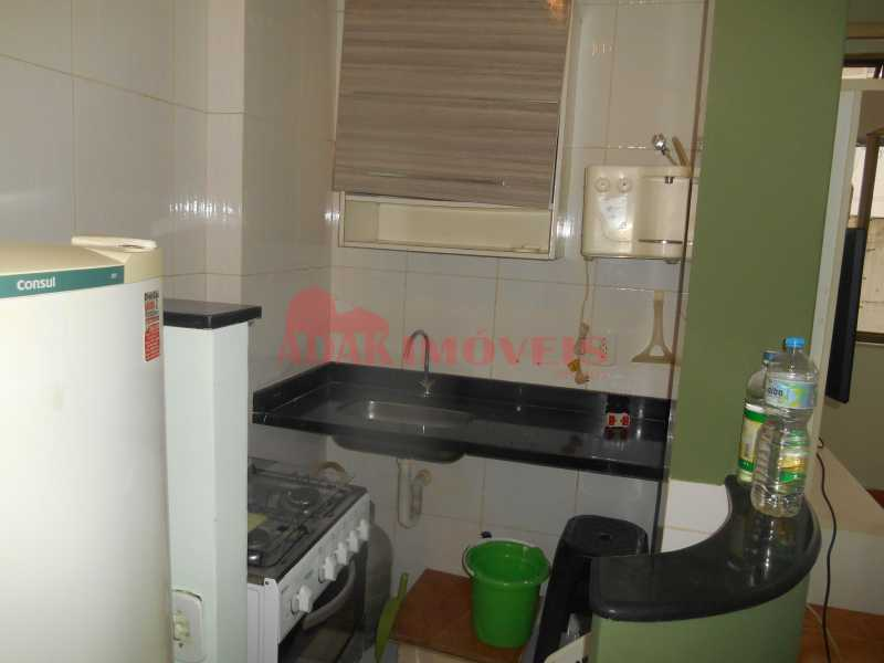 DSCN1675 - Kitnet/Conjugado 25m² para venda e aluguel Glória, Rio de Janeiro - R$ 370.000 - LAKI10056 - 7
