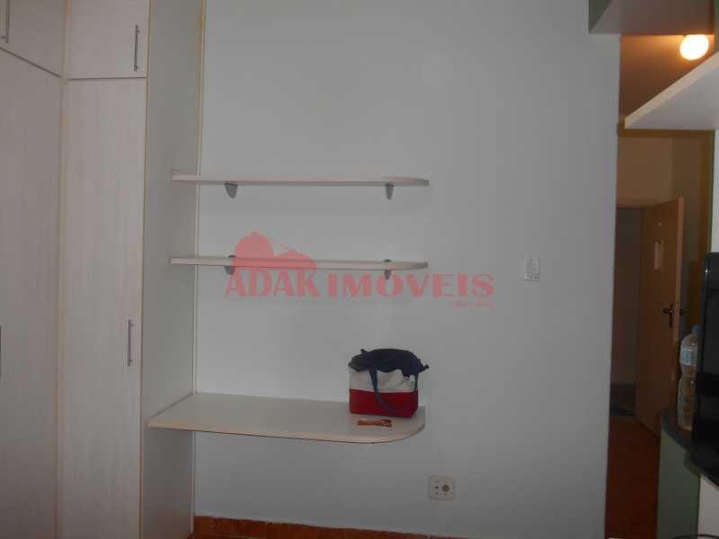 DSCN1680 - Kitnet/Conjugado 25m² para venda e aluguel Glória, Rio de Janeiro - R$ 370.000 - LAKI10056 - 12