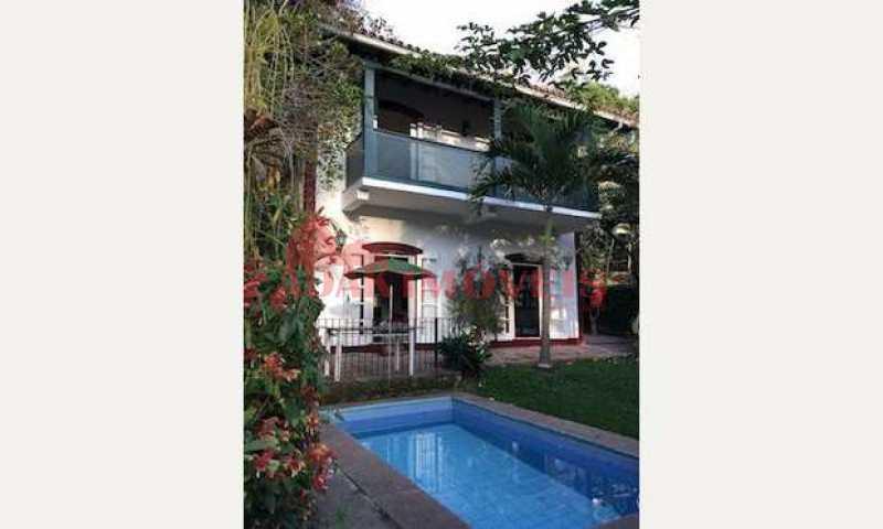 1 - Casa 3 quartos à venda Santa Teresa, Rio de Janeiro - R$ 980.000 - LACA30013 - 1
