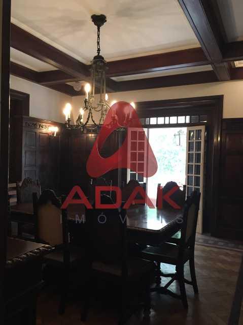 IMG_7486 - Casa 7 quartos à venda Laranjeiras, Rio de Janeiro - R$ 4.500.000 - LACA70003 - 8