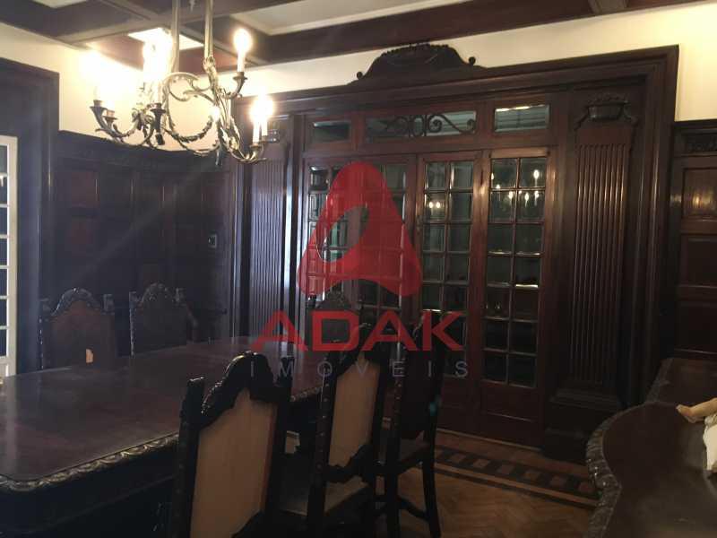 IMG_7489 - Casa 7 quartos à venda Laranjeiras, Rio de Janeiro - R$ 4.500.000 - LACA70003 - 10