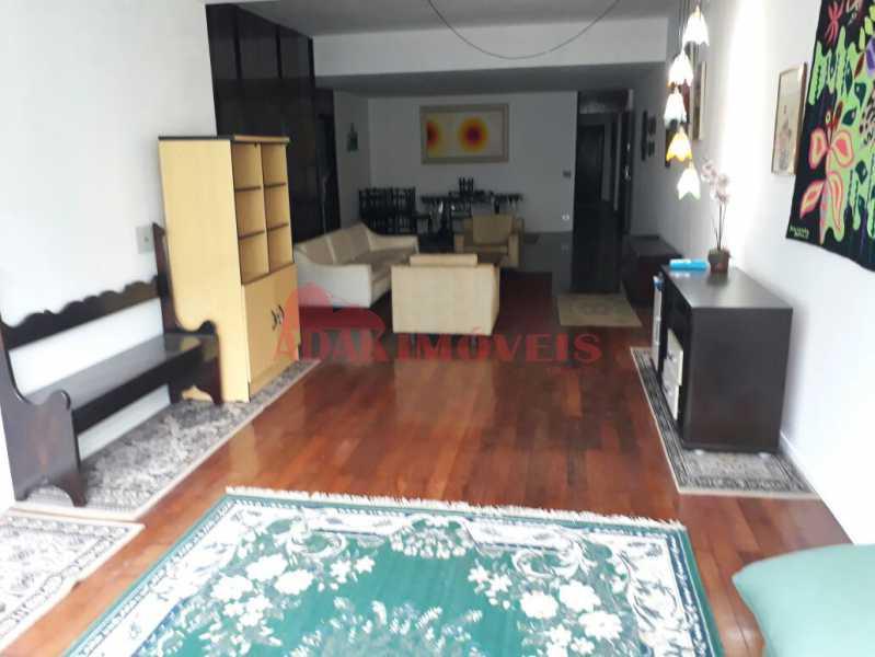 WhatsApp Image 2017-10-03 at 1 - Apartamento 3 quartos para alugar Flamengo, Rio de Janeiro - R$ 4.000 - LAAP30343 - 3