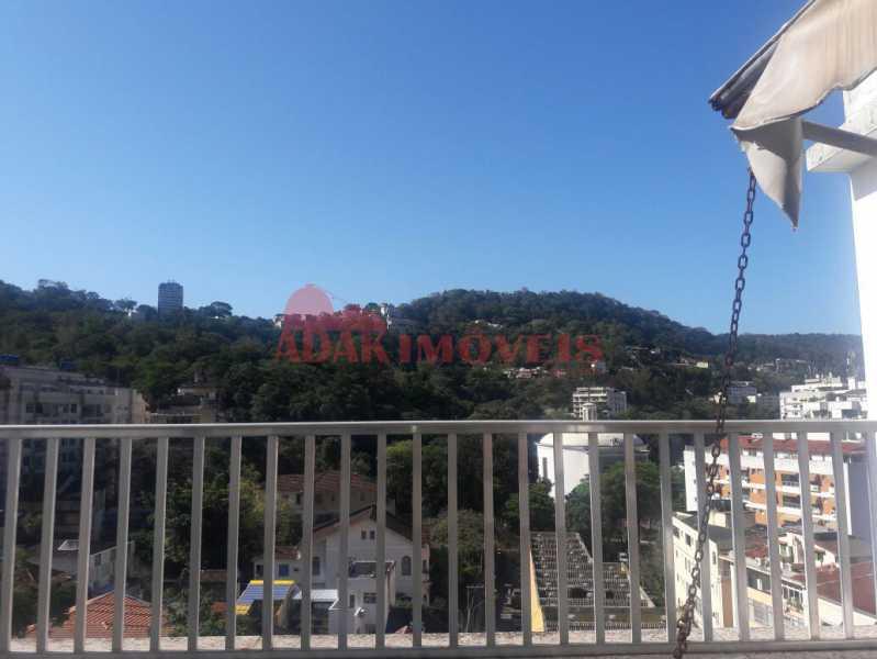 WhatsApp Image 2017-10-05 at 1 - Cobertura 3 quartos à venda Cosme Velho, Rio de Janeiro - R$ 820.000 - LACO30013 - 18