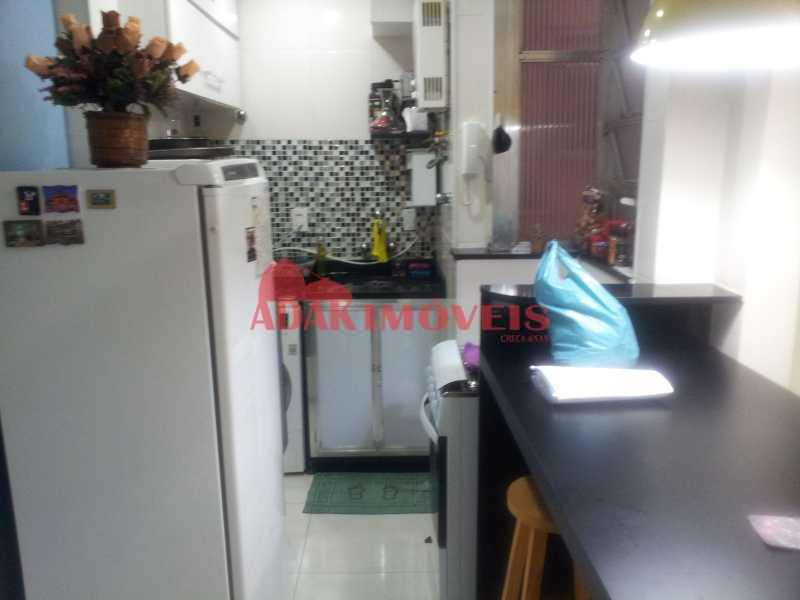 WhatsApp Image 2017-10-09 at 1 - Apartamento 2 quartos à venda Humaitá, Rio de Janeiro - R$ 850.000 - LAAP20360 - 1