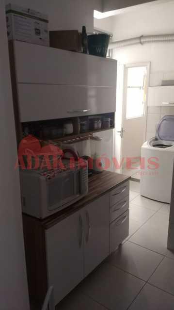 WhatsApp Image 2017-10-09 at 1 - Apartamento 2 quartos à venda Humaitá, Rio de Janeiro - R$ 850.000 - LAAP20360 - 3