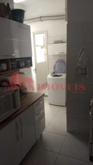 WhatsApp Image 2017-10-09 at 1 - Apartamento 2 quartos à venda Humaitá, Rio de Janeiro - R$ 850.000 - LAAP20360 - 5