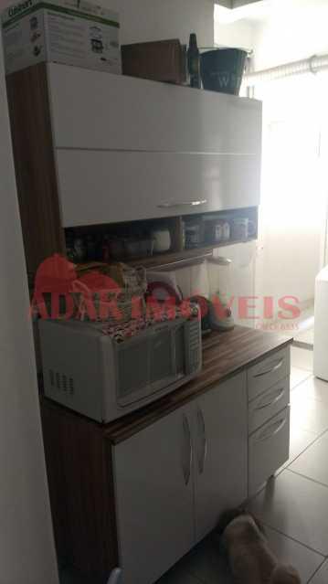 WhatsApp Image 2017-10-09 at 1 - Apartamento 2 quartos à venda Humaitá, Rio de Janeiro - R$ 850.000 - LAAP20360 - 19