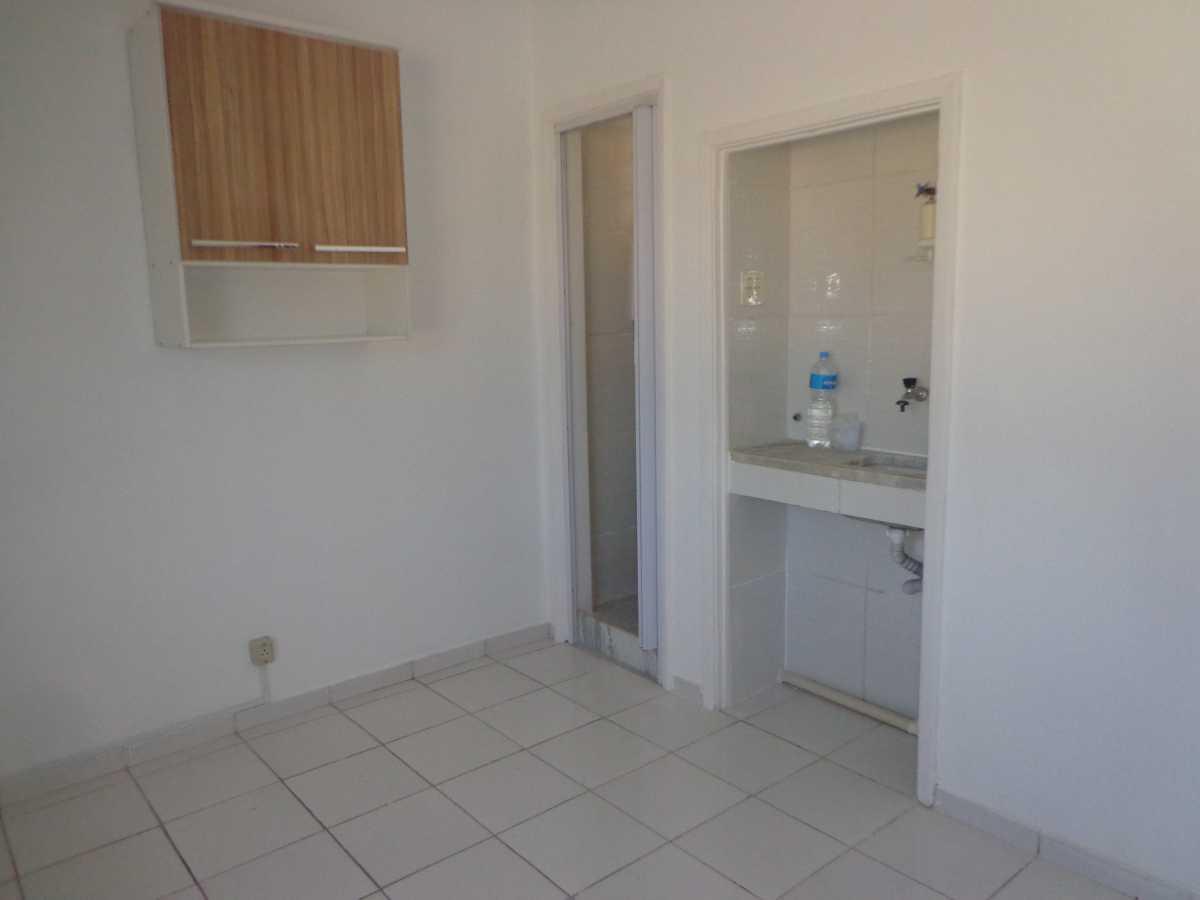DSC00030 - Apartamento à venda Centro, Rio de Janeiro - R$ 148.000 - CTAP00231 - 9