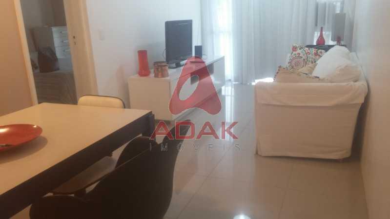 CAM00116 - Apartamento 1 quarto à venda Botafogo, Rio de Janeiro - R$ 730.000 - CPAP11017 - 1