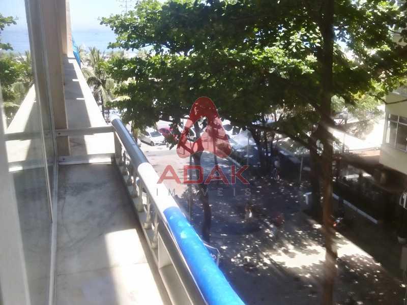 DSC_0031 - Kitnet/Conjugado 26m² à venda Leme, Rio de Janeiro - R$ 850.000 - CPKI00049 - 25