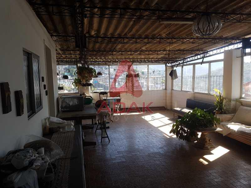 20171114_161000 - Casa 4 quartos à venda Santa Teresa, Rio de Janeiro - R$ 910.000 - CTCA40001 - 1