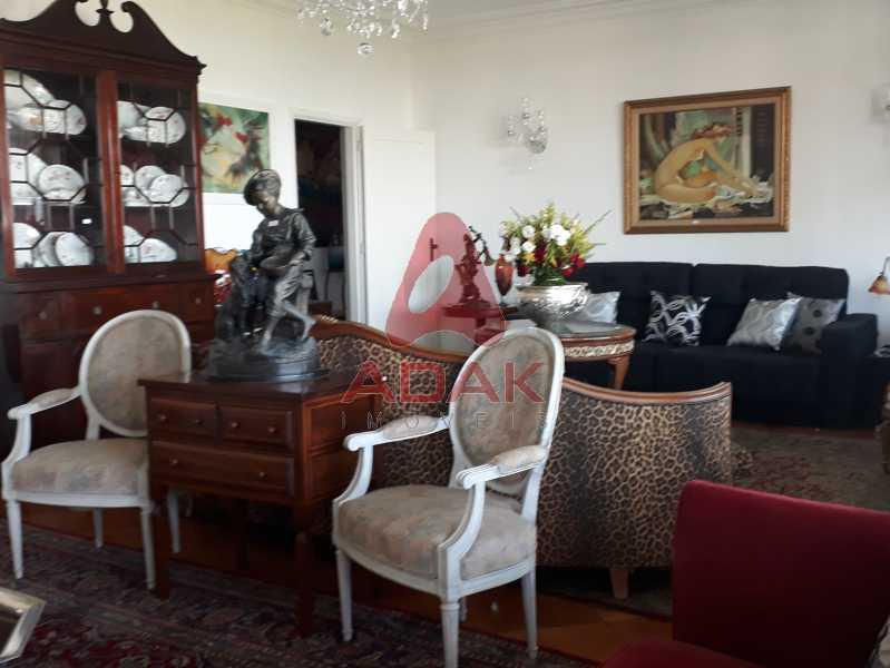 20171116_165529 - Cobertura 6 quartos à venda Glória, Rio de Janeiro - R$ 5.000.000 - LACO60001 - 16