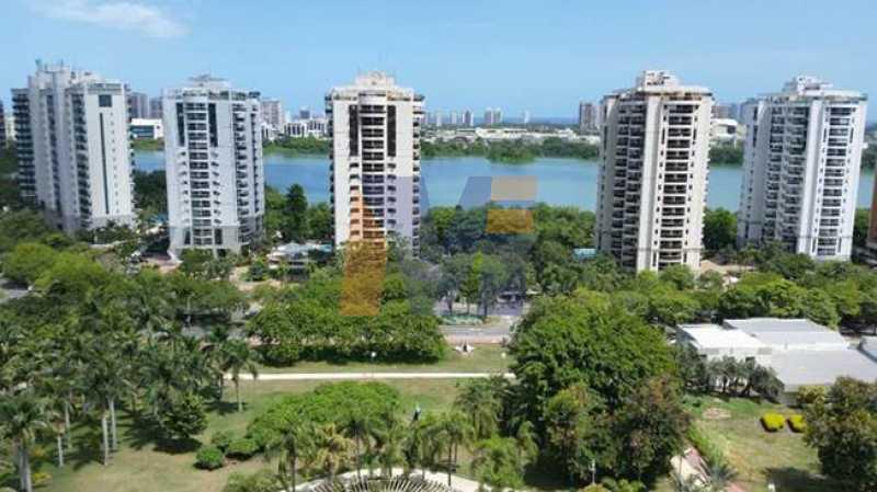 83355 - Apartamento à venda Avenida dos Flamboyants,Barra da Tijuca, Rio de Janeiro - R$ 1.700.000 - PCAP40005 - 1