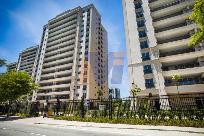83365 - Apartamento à venda Avenida dos Flamboyants,Barra da Tijuca, Rio de Janeiro - R$ 1.700.000 - PCAP40005 - 11