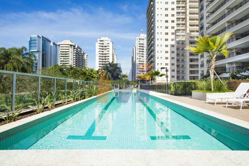 83377 - Apartamento à venda Avenida dos Flamboyants,Barra da Tijuca, Rio de Janeiro - R$ 1.700.000 - PCAP40005 - 20