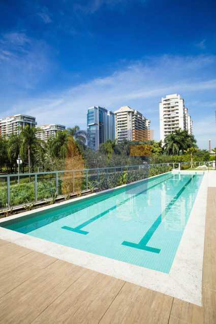 83378 - Apartamento à venda Avenida dos Flamboyants,Barra da Tijuca, Rio de Janeiro - R$ 1.700.000 - PCAP40005 - 21