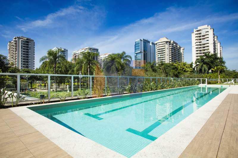 83379 - Apartamento à venda Avenida dos Flamboyants,Barra da Tijuca, Rio de Janeiro - R$ 1.700.000 - PCAP40005 - 22