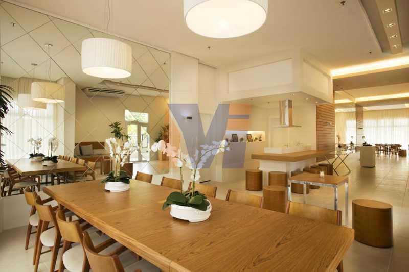 83381 - Apartamento à venda Avenida dos Flamboyants,Barra da Tijuca, Rio de Janeiro - R$ 1.700.000 - PCAP40005 - 23