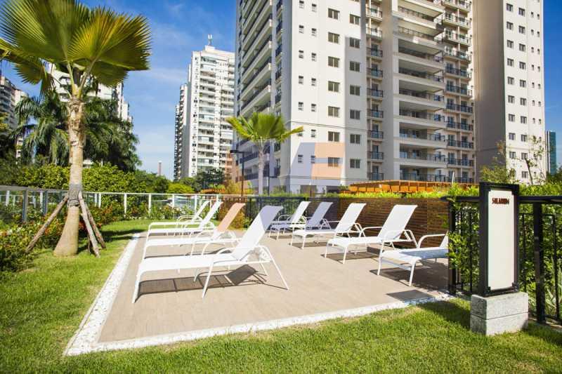 83384 - Apartamento à venda Avenida dos Flamboyants,Barra da Tijuca, Rio de Janeiro - R$ 1.700.000 - PCAP40005 - 26