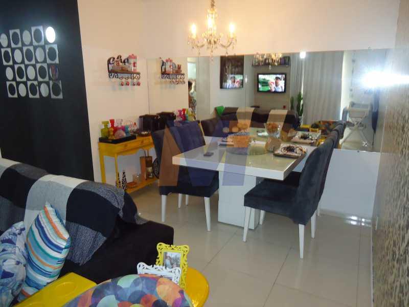 DSC05849 - Apartamento Rua Eugênio Gudin,Irajá, Rio de Janeiro, RJ À Venda, 2 Quartos, 60m² - PCAP20134 - 4