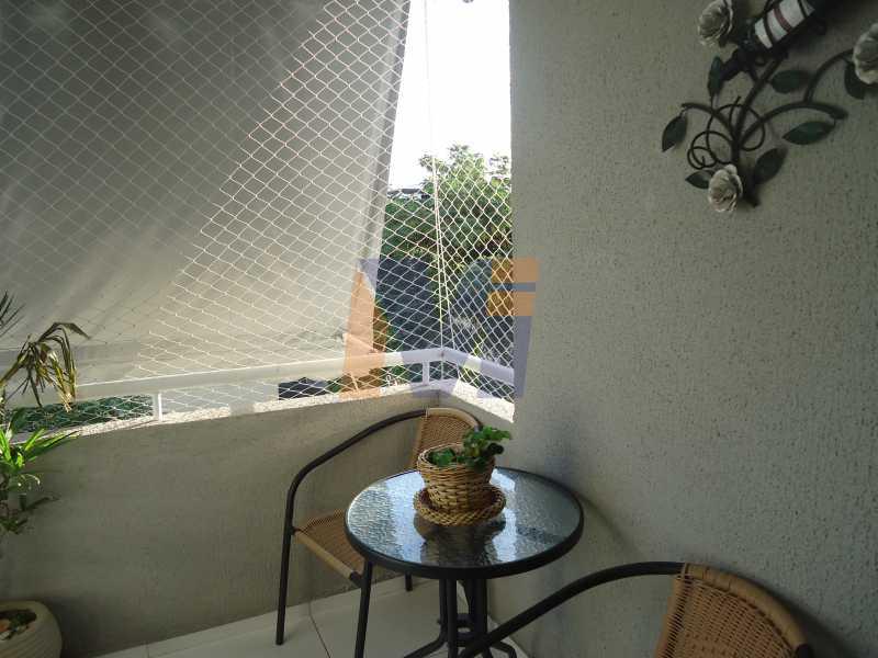 DSC05862 - Apartamento Rua Eugênio Gudin,Irajá, Rio de Janeiro, RJ À Venda, 2 Quartos, 60m² - PCAP20134 - 15