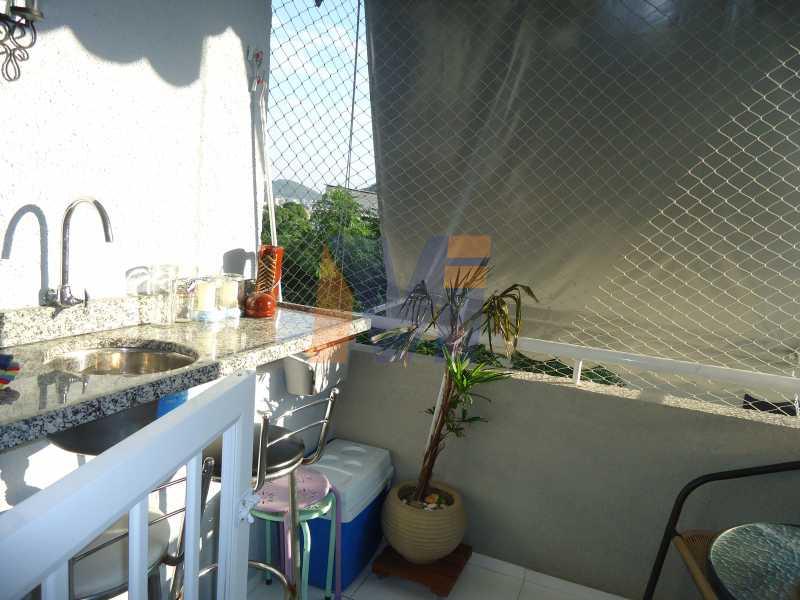 DSC05864 - Apartamento Rua Eugênio Gudin,Irajá, Rio de Janeiro, RJ À Venda, 2 Quartos, 60m² - PCAP20134 - 16