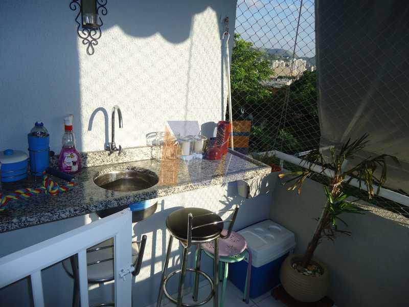 DSC05865 - Apartamento Rua Eugênio Gudin,Irajá, Rio de Janeiro, RJ À Venda, 2 Quartos, 60m² - PCAP20134 - 17