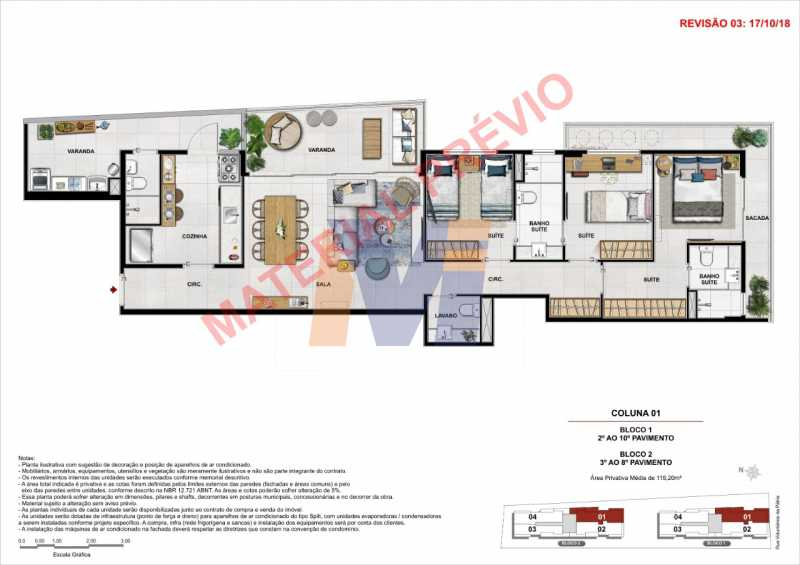 IMG-20181024-WA0033 - Apartamento À Venda - Botafogo - Rio de Janeiro - RJ - PCAP40008 - 3