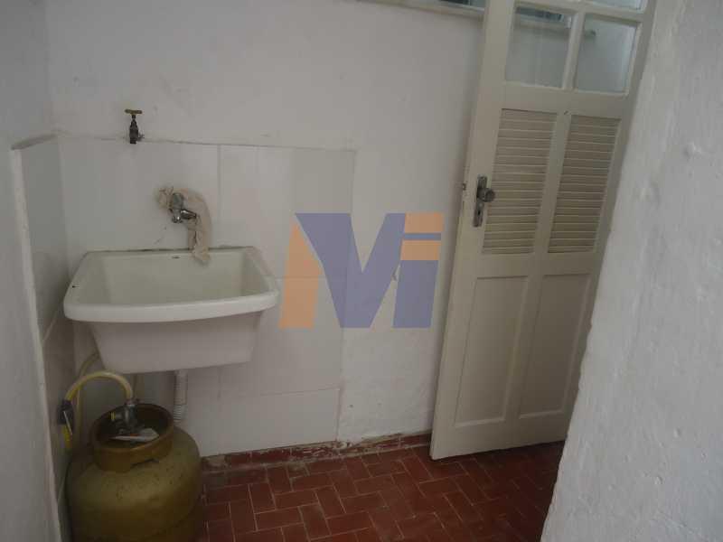 AREA DE SERVIÇO - Apartamento 2 quartos para alugar Cachambi, Rio de Janeiro - R$ 1.300 - PCAP20160 - 12