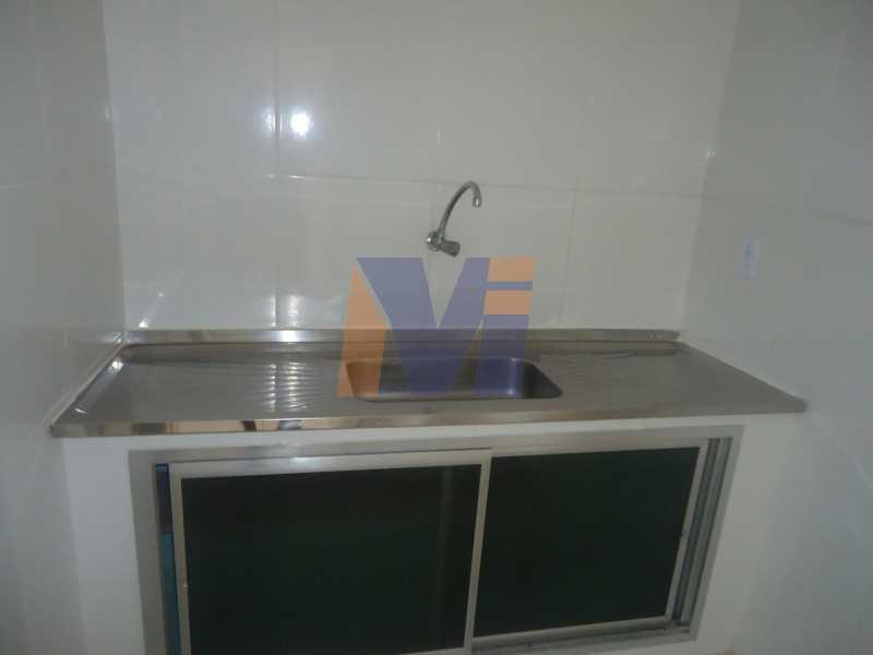 PIA DA COZINHA - Apartamento 2 quartos para alugar Cachambi, Rio de Janeiro - R$ 1.300 - PCAP20160 - 16