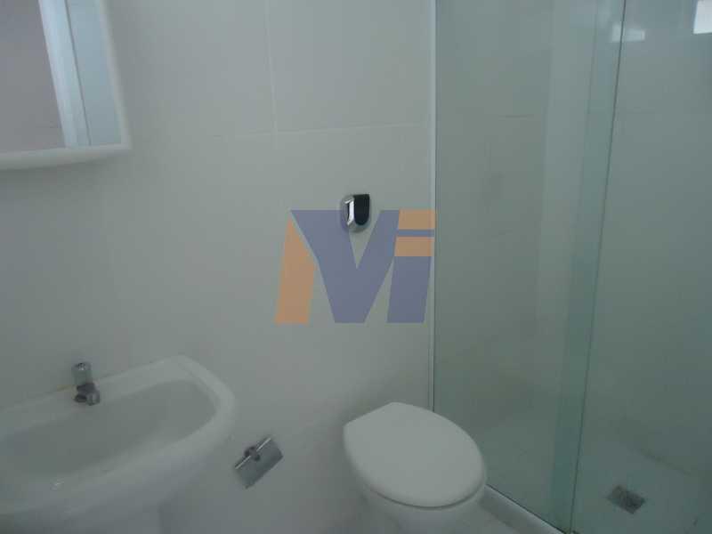 BANHEIRO SOCIAL - Apartamento 2 quartos para alugar Cachambi, Rio de Janeiro - R$ 1.300 - PCAP20160 - 17