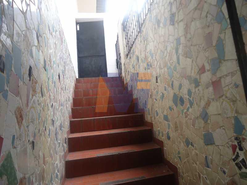 ENTRADA DA RUA  - Apartamento 2 quartos para alugar Cachambi, Rio de Janeiro - R$ 1.300 - PCAP20160 - 19