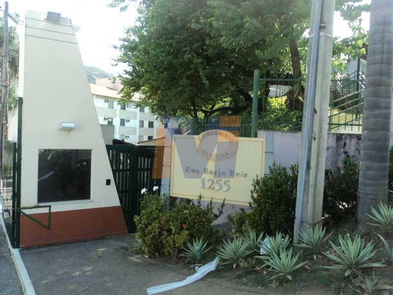 DSC00916 - Apartamento À Venda - Engenho de Dentro - Rio de Janeiro - RJ - PCAP20163 - 3
