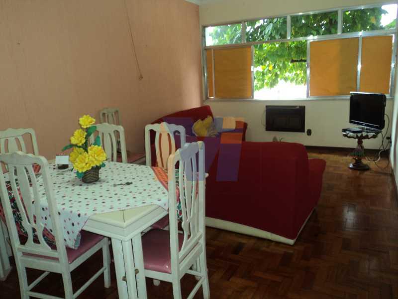 DSC00991 - Apartamento 3 quartos à venda Vila Isabel, Rio de Janeiro - R$ 750.000 - PCAP30039 - 1