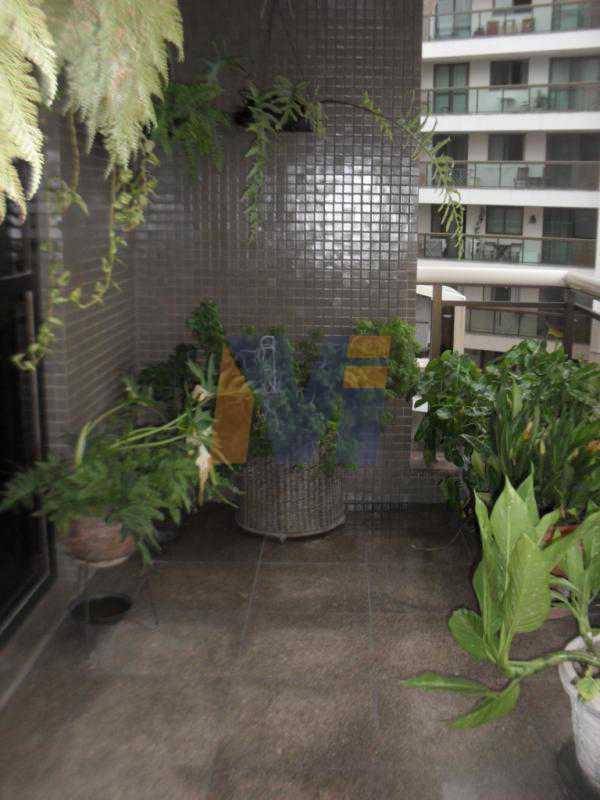 SAM_7159 - Apartamento À Venda - Tijuca - Rio de Janeiro - RJ - PCAP30040 - 4