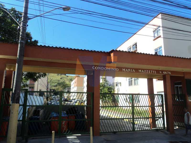 DSC01143 - Apartamento 2 quartos à venda Tomás Coelho, Rio de Janeiro - R$ 140.000 - PCAP20178 - 1