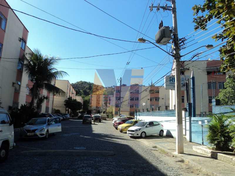 DSC01118 - Apartamento 2 quartos à venda Tomás Coelho, Rio de Janeiro - R$ 140.000 - PCAP20178 - 4